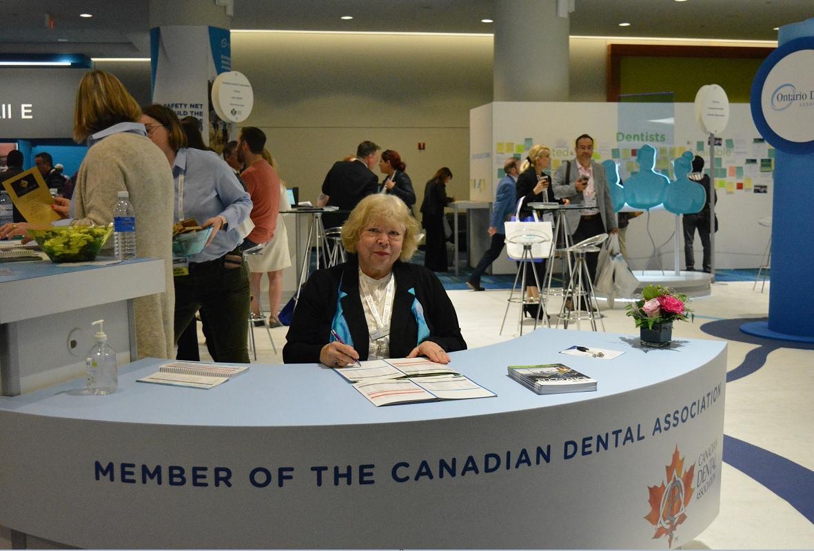 canadian dental association paradigm clinical logic tech corp